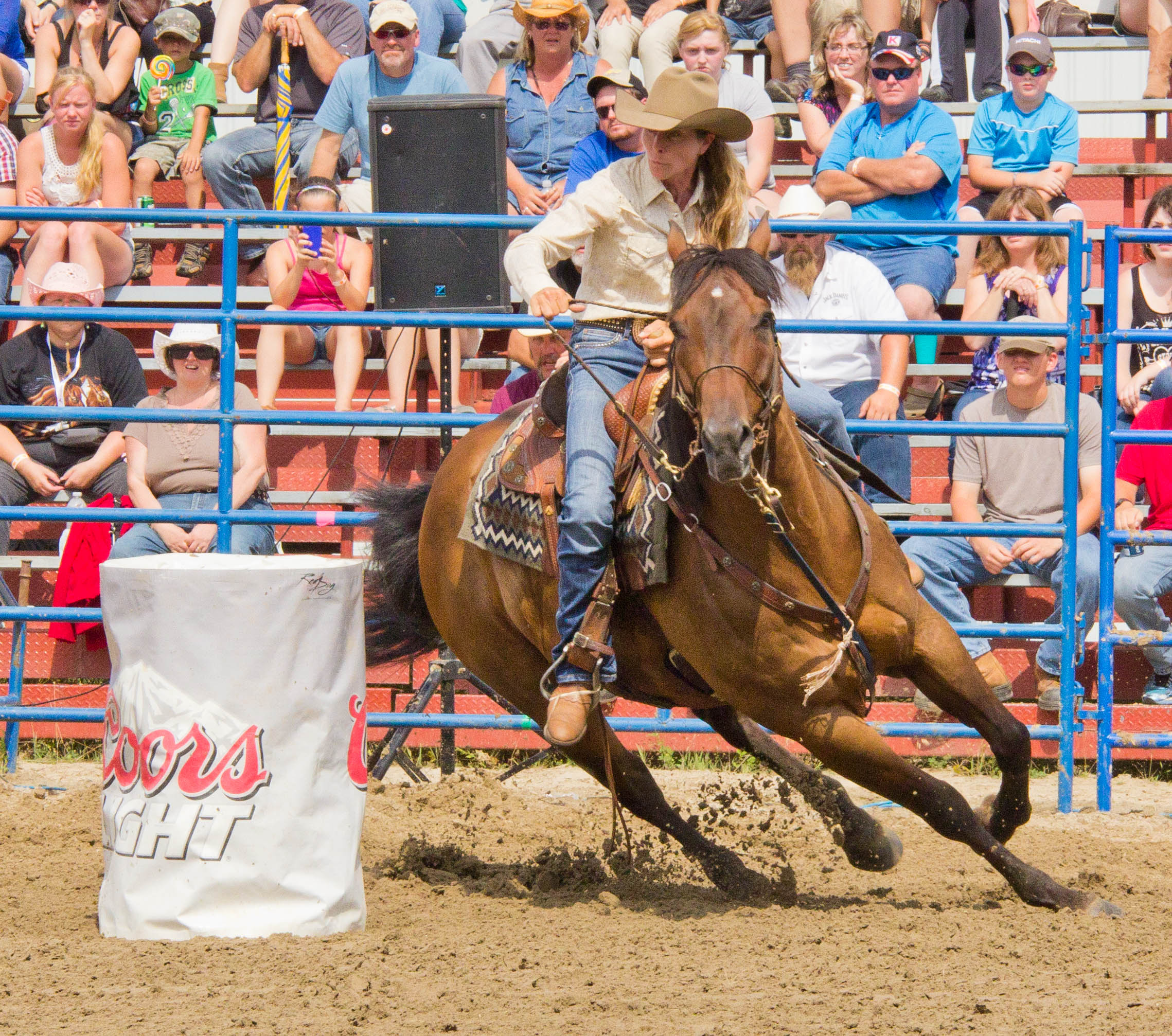 Cowgirl Times - Barrel Racing